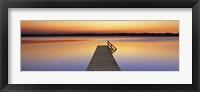 Framed Boardwalk, Bavaria, Germany