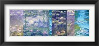 Waterlilies I Framed Print