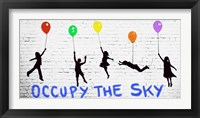 Framed Occupy the Sky