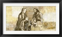 Framed Nativity (after G. Antonio Bazzi)