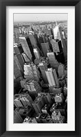 Skyscrapers in Manhattan I Framed Print