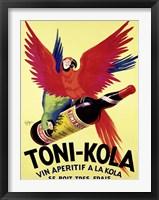 Framed Toni Kola