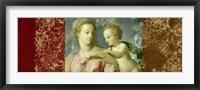 Framed Holy Virgin (after Bronzino)