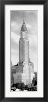 Chrysler Building, NYC Framed Print