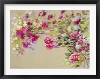 The Garden of the Rose II Framed Print