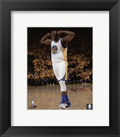 Framed Draymond Green 2016 NBA Playoff Action