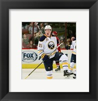 Framed Jack Eichel 2015-16 Action