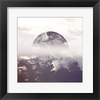 Reflected Landscape IV Framed Print