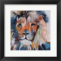 Do You Want My Lions Share Framed Print