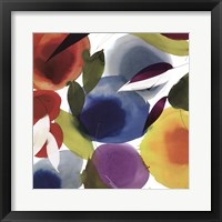 The Melody of Color I Framed Print