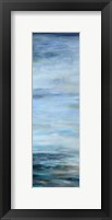 Narrow Waterscape 1 Framed Print