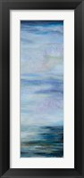 Narrow Waterscape 2 Framed Print