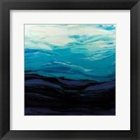 Framed Mythical Sea