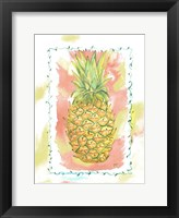 Framed Pinapple Party