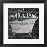 Soaps 1 Framed Print