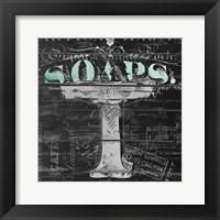 Soaps 2 Framed Print