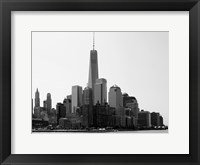 Framed Freedom Tower