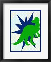 Dinosaur 3 Framed Print