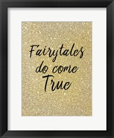 Fairytales Framed Print
