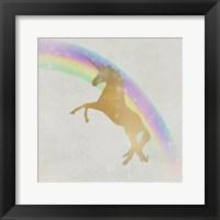 Follow the Rainbow 2 Framed Print