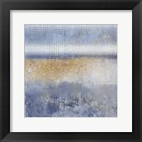 In Blue 2 Framed Print