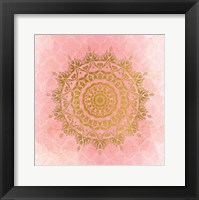 Medallion 3 Framed Print