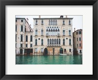 Venice Canals 2 Framed Print