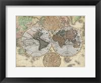 Framed Ancient World Traveler
