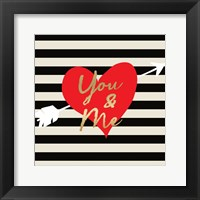 Valentines Day Heart 2 Framed Print
