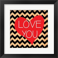 Valentines Day Heart 4 Framed Print