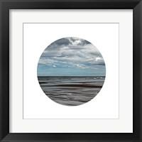 Window Into The Sea 2 Framed Print