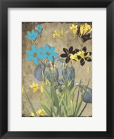 Framed Meadow Bloom