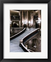 Framed Grand Stairs