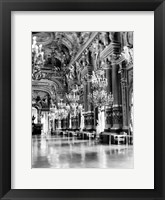 Framed Palais Garnier