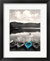 Framed Kayaks Teal