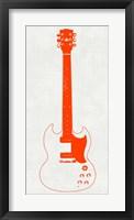 Framed Guitar Collectior III