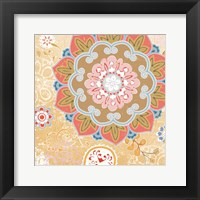 Framed Paisley Faire II