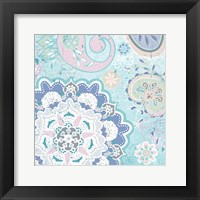 Framed Paisley Faire VI