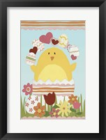 Easter Sweeties I Framed Print