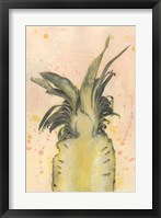 Pineapple Delight II Framed Print