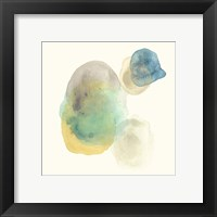 Fluid Geology II Framed Print