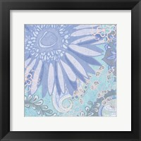 Framed Dancing Daisy I