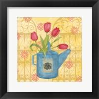 Garden Gift I Framed Print