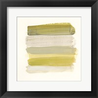 Palette Stack IV Framed Print