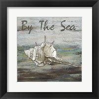 At the Shore II Framed Print