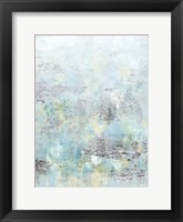 Cerulean Reflections II Framed Print