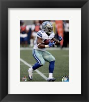 Framed Ezekiel Elliott 2016 Action