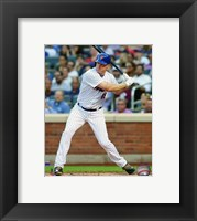 Framed Jay Bruce 2016 Action