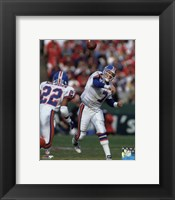 Framed John Elway 1994 Action