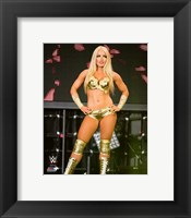 Framed Mandy Rose 2016 Posed